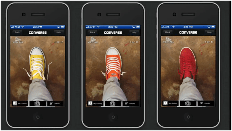 converse-augmented-reality-app
