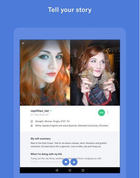 Okcupid profile examples